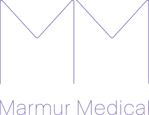 Marmur Medical logo-purple